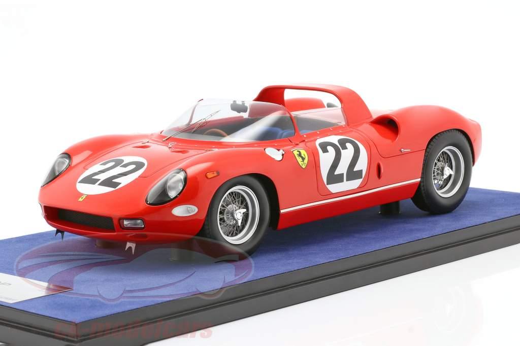 Ferrari 250 P #22 3e 24h LeMans 1963 Parkes, Maglioli 1:18 LookSmart