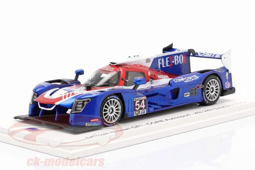 Onroak Nissan DPi #54 4. plads 24h Daytona 2019 CORE Autosport 1:43 Spark