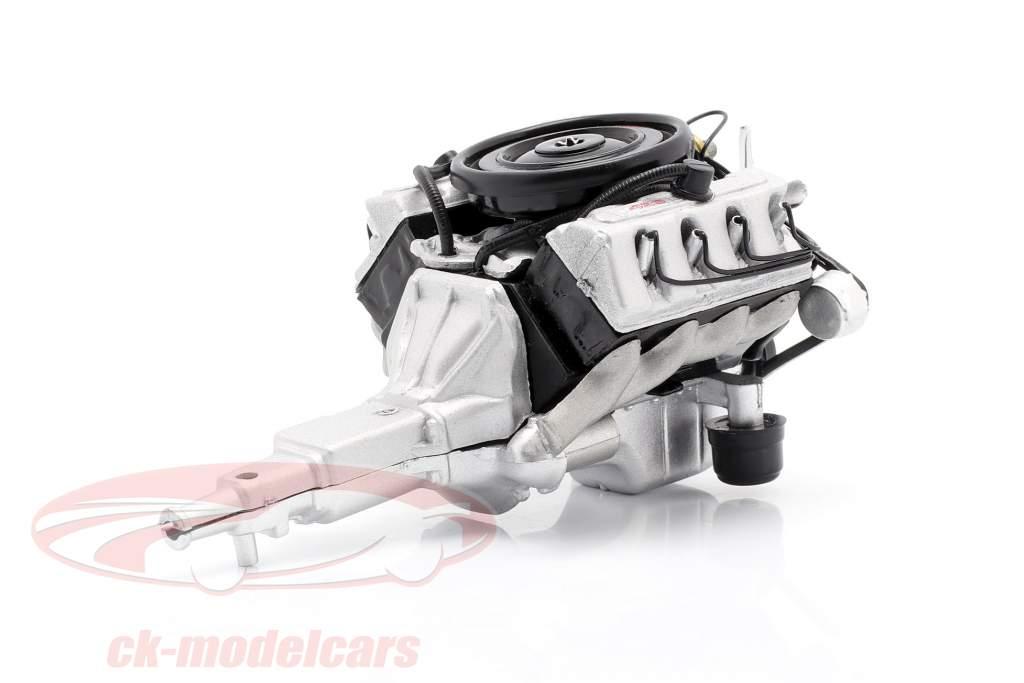 Boss 429 motor en overdragen 1:18 GMP