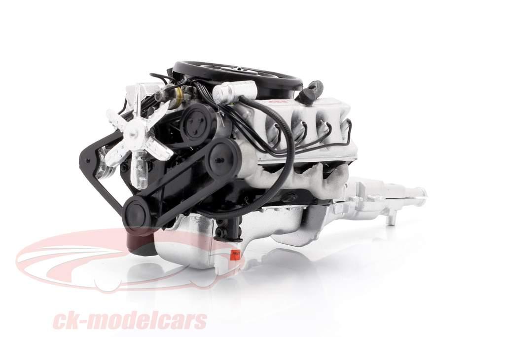 Boss 429 Motor und Getriebe 1:18 GMP