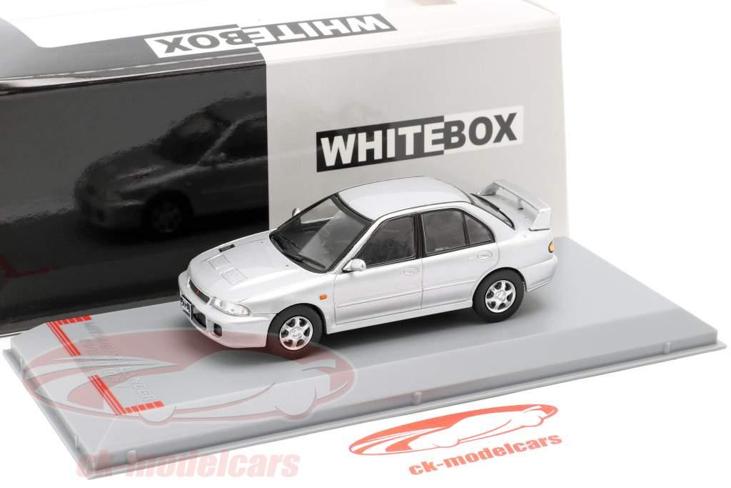 1998-1:43 #216 Whitebox mitsubishi lancer evo v-Weiss-RHD