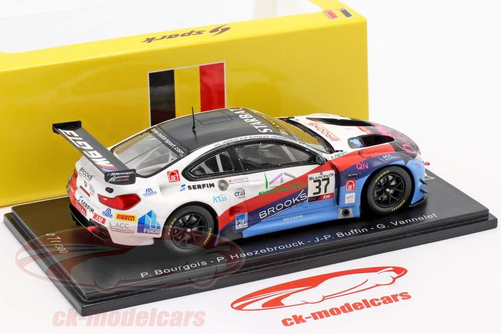 BMW M6 GT3 #37 24h Spa 2019 3Y Technology 1:43 Spark