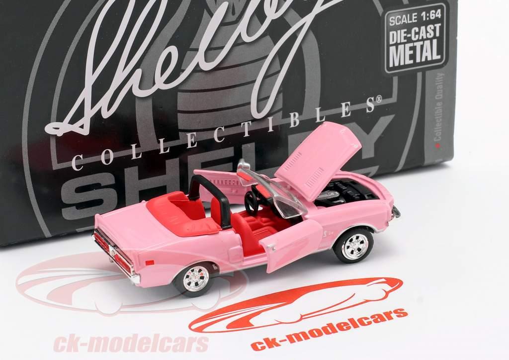 Shelby GT500KR Conversível Ano de construção 1968 Rosa 1:64 ShelbyCollectibles
