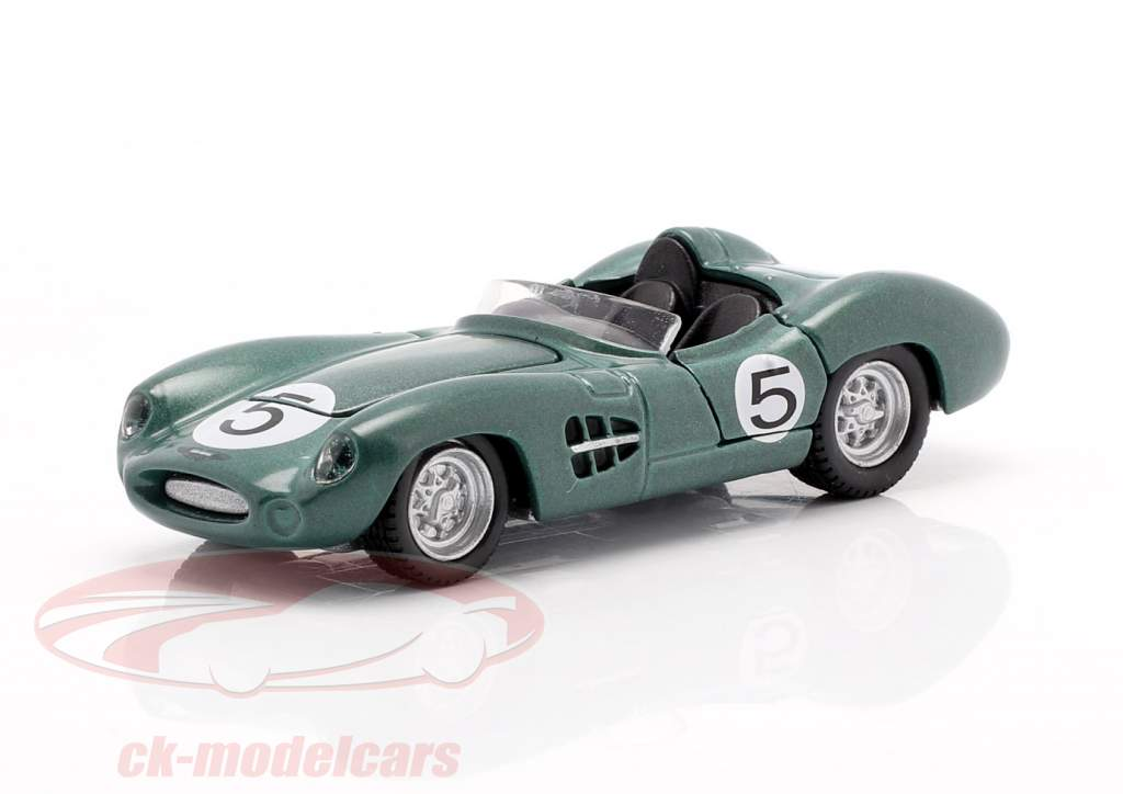 Aston Martin DBR1/300 #5 winner 24h LeMans 1959 1:64 ShelbyCollectibles
