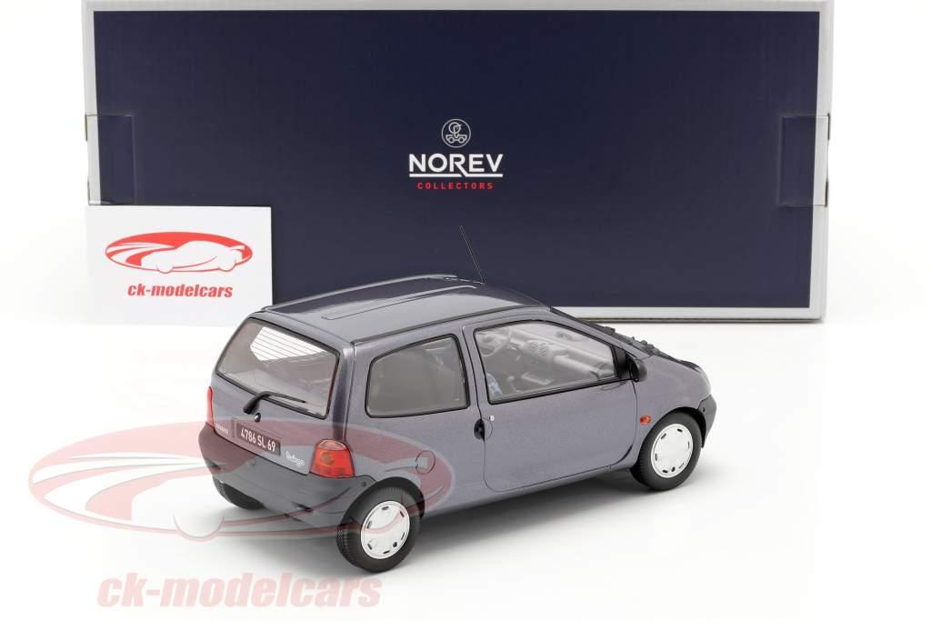 Renault Twingo Baujahr 1995 grau 1:18 Norev