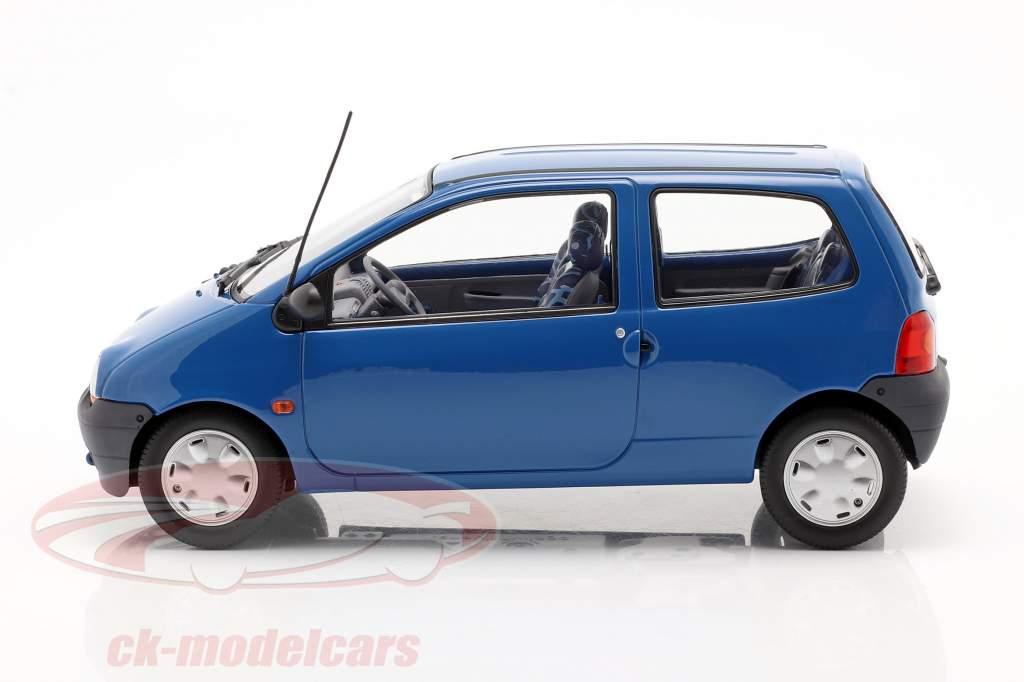 Renault Twingo year 1995 cyan blue 1:18 Norev