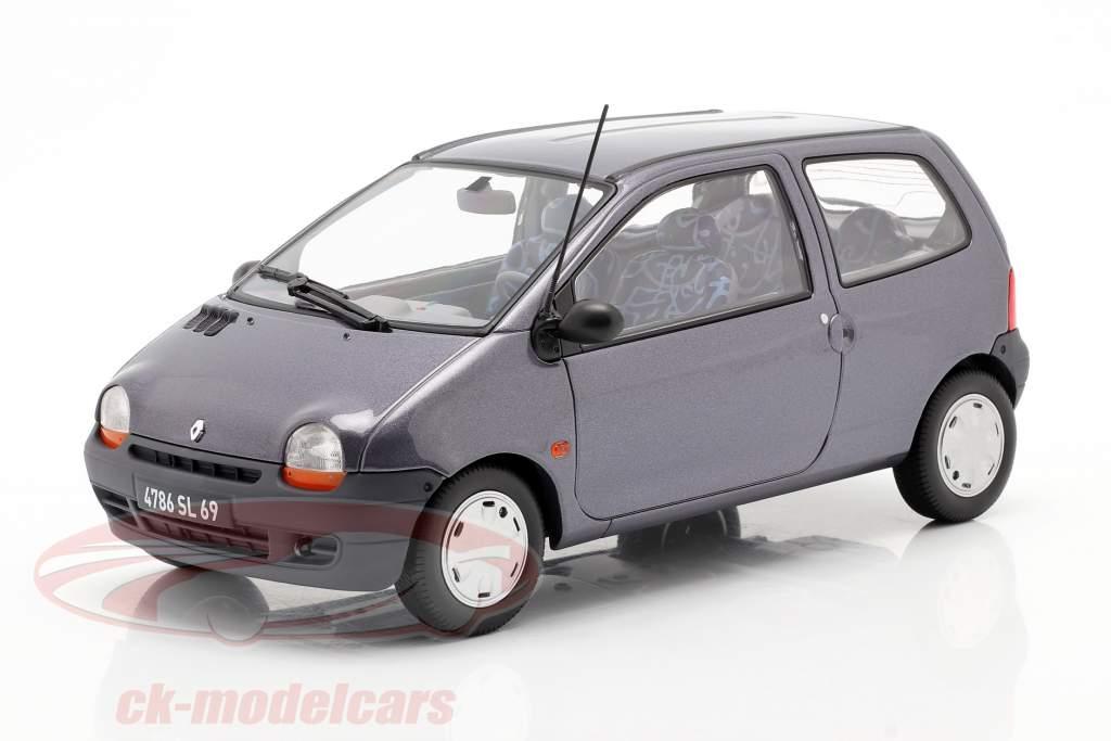 Renault Twingo anno 1995 grigio 1:18 Norev