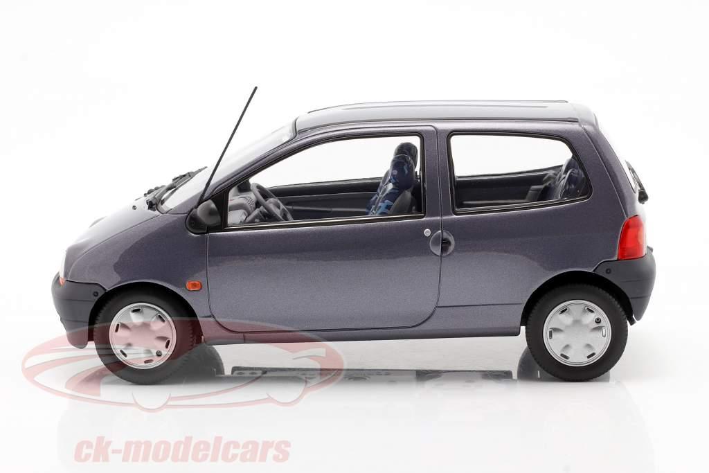 Renault Twingo jaar 1995 grijs 1:18 Norev