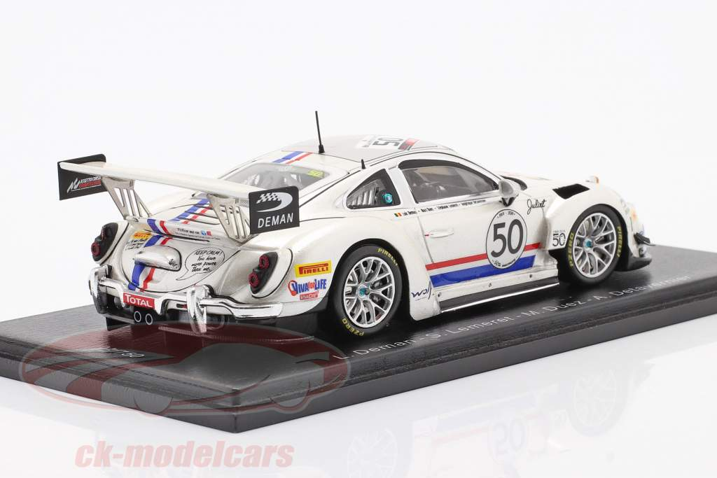 Porsche 911 GT3 Cup MR #50 24h Spa 2019 1969 Tribute 1:43 Spark
