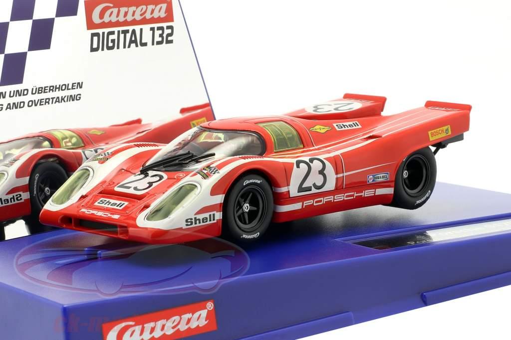 Digital 132 SlotCar Porsche 917K #23 Winner 24h LeMans 1970 1:32 Carrera