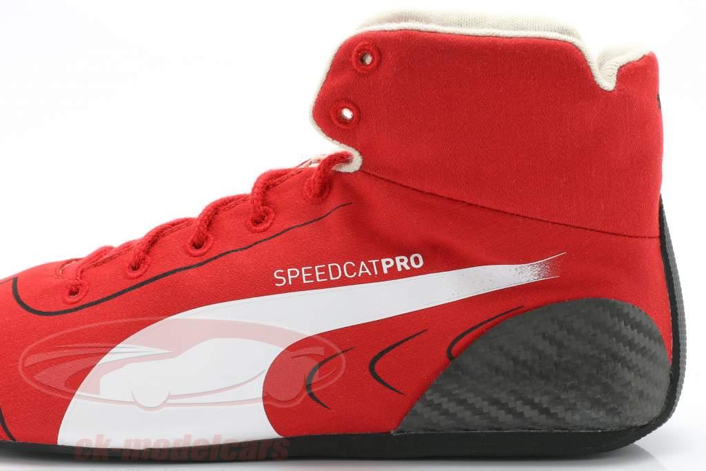 Charles Leclerc #16 SpeedCat Pro original formula 1 Motorsport shoes size 39 Puma
