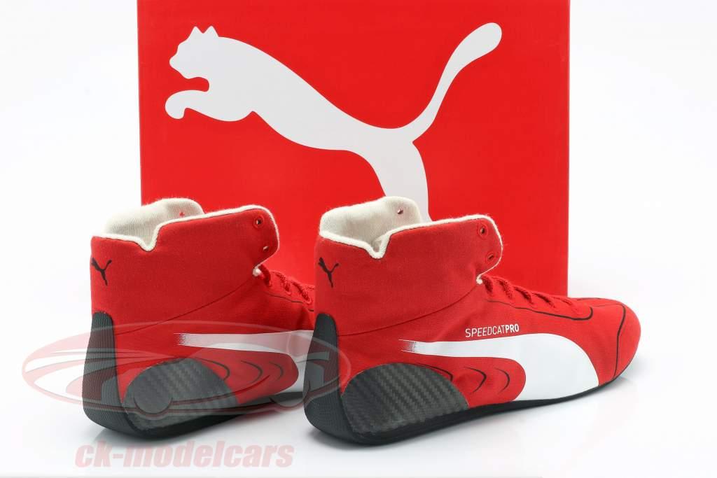 Charles Leclerc #16 SpeedCat Pro origineel formule 1 Motorsport schoenen grootte 40.5 Puma