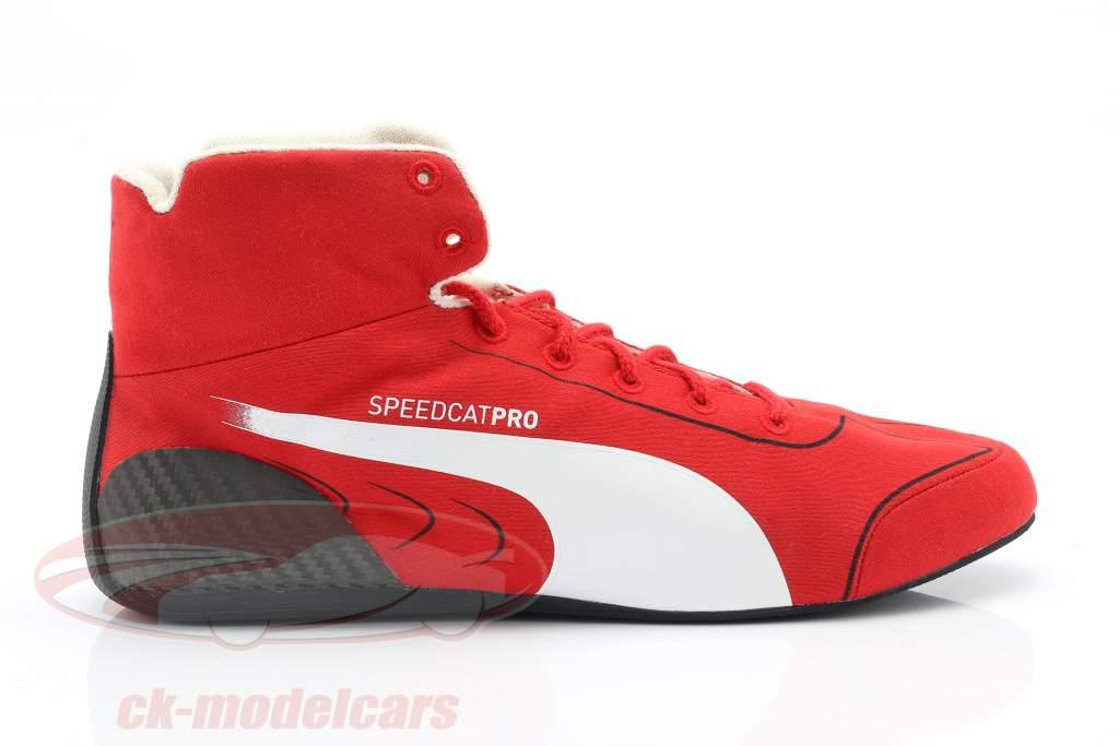Charles Leclerc #16 SpeedCat Pro originale formula 1 Scarpe da sport motoristici taglia 40.5 Puma