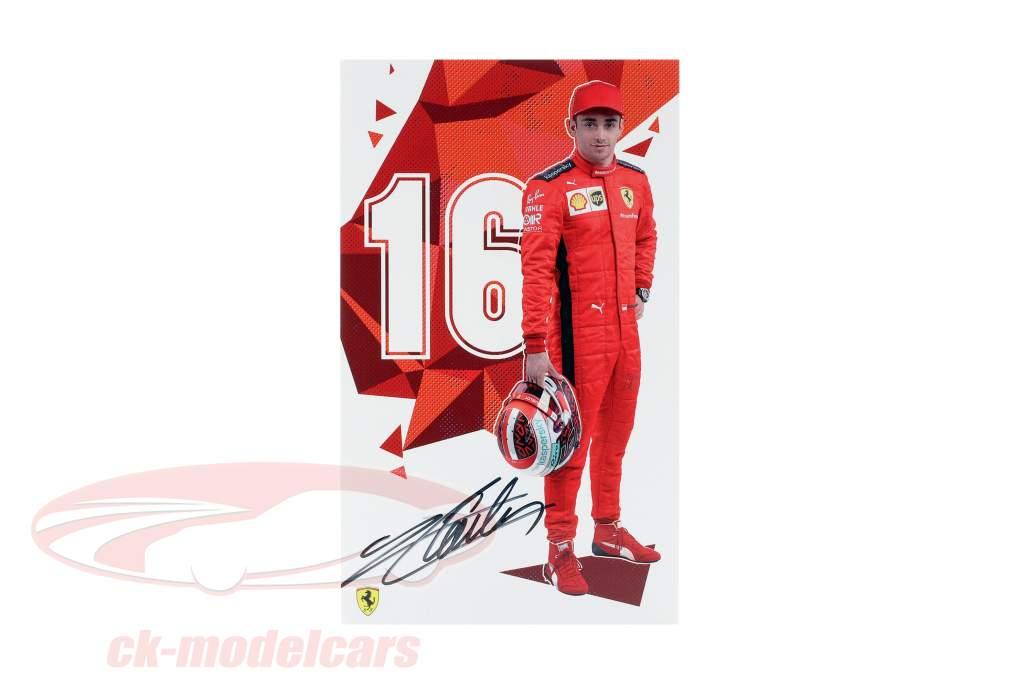 Charles Leclerc #16 SpeedCat Pro Original Formel 1 Motorsportschuhe Gr. 40.5 Puma