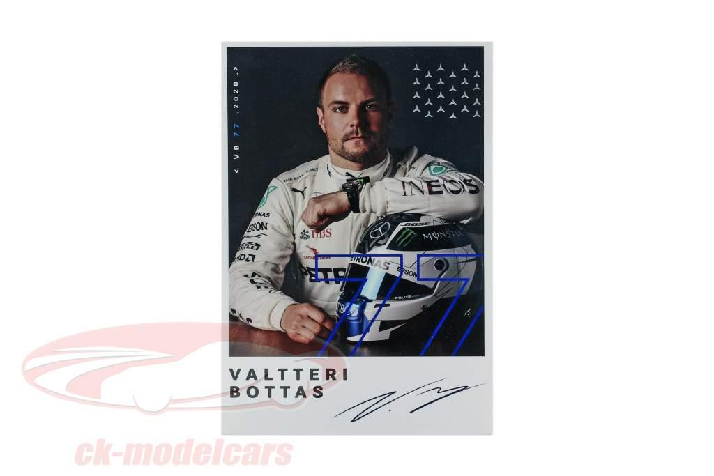 Valtteri Bottas #77 SpeedCat Pro original formel 1 Motorsport sko størrelse 42 Puma