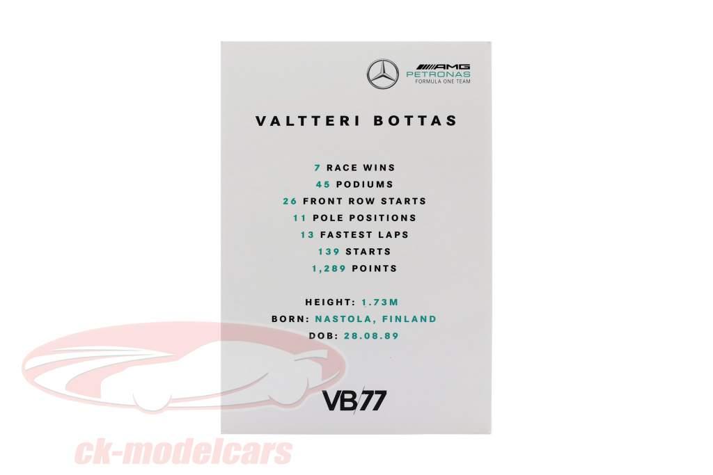 Valtteri Bottas #77 SpeedCat Pro original formula 1 Motorsport shoes size 42 Puma