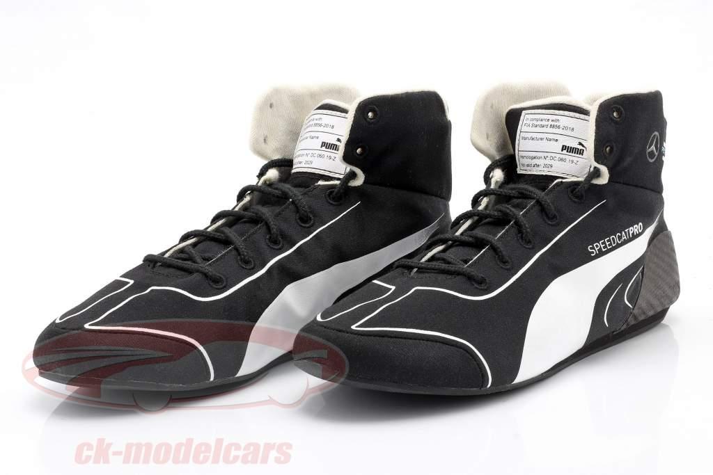 Valtteri Bottas #77 SpeedCat Pro original formel 1 Motorsport sko størrelse 46 Puma