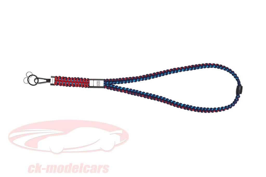 Draagkoord Porsche Martini Racing blauw / rood