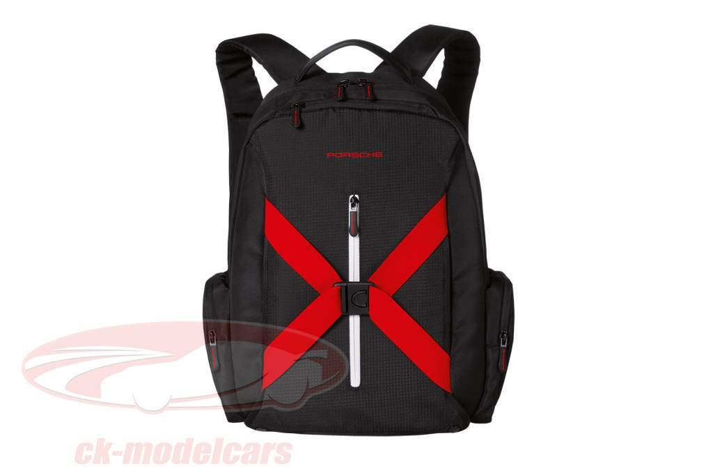 mochila Porsche Motorsport Collection negro