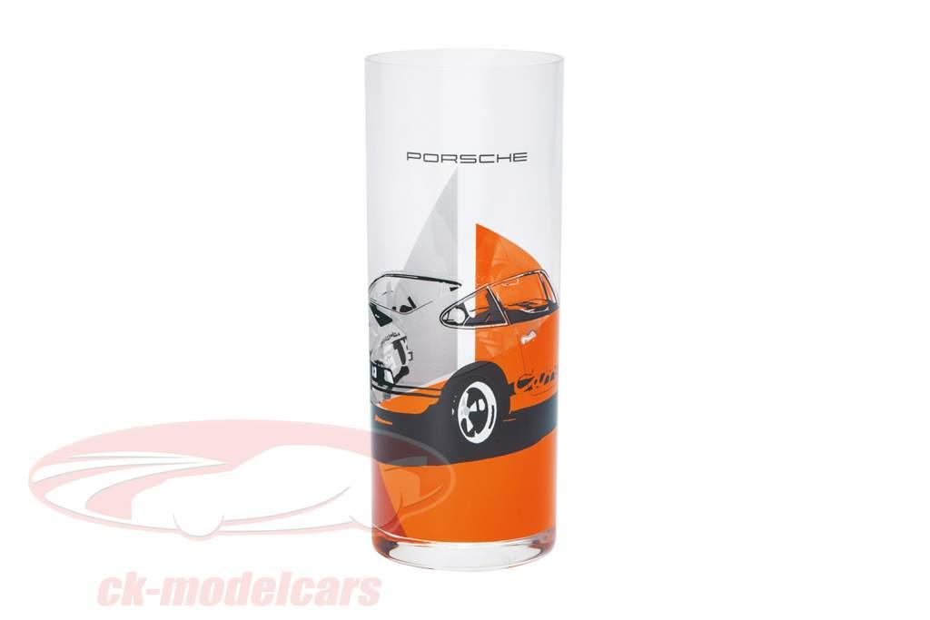 Longdrink-Gläser Set 4 Stück Porsche 911 Carrera RS 2.7