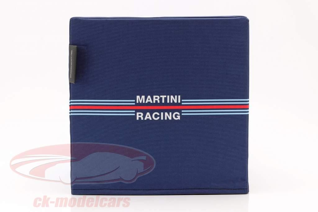 Zitkubus Porsche Martini Racing blauw