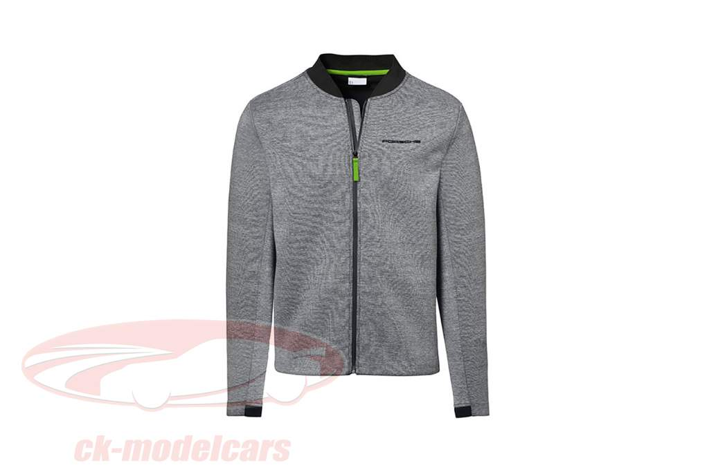 Sweat-Jacke Porsche 911 GT3 RS hellgrau