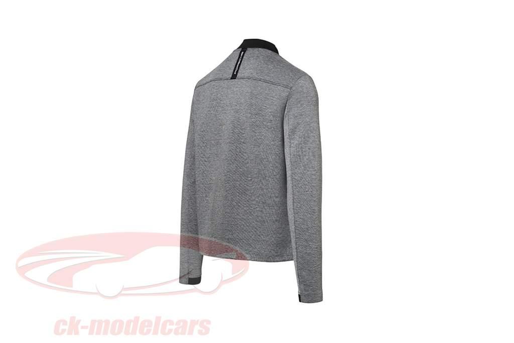Veste sweat Porsche 911 GT3 RS gris clair