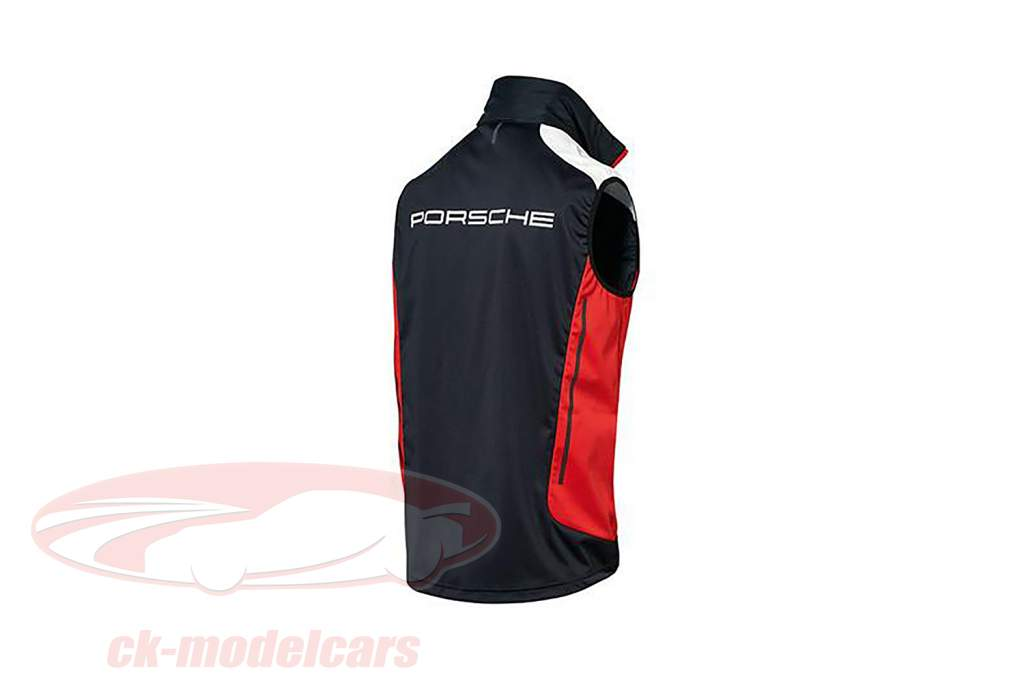 Functional vest Porsche Motorsport Collection black / White / red