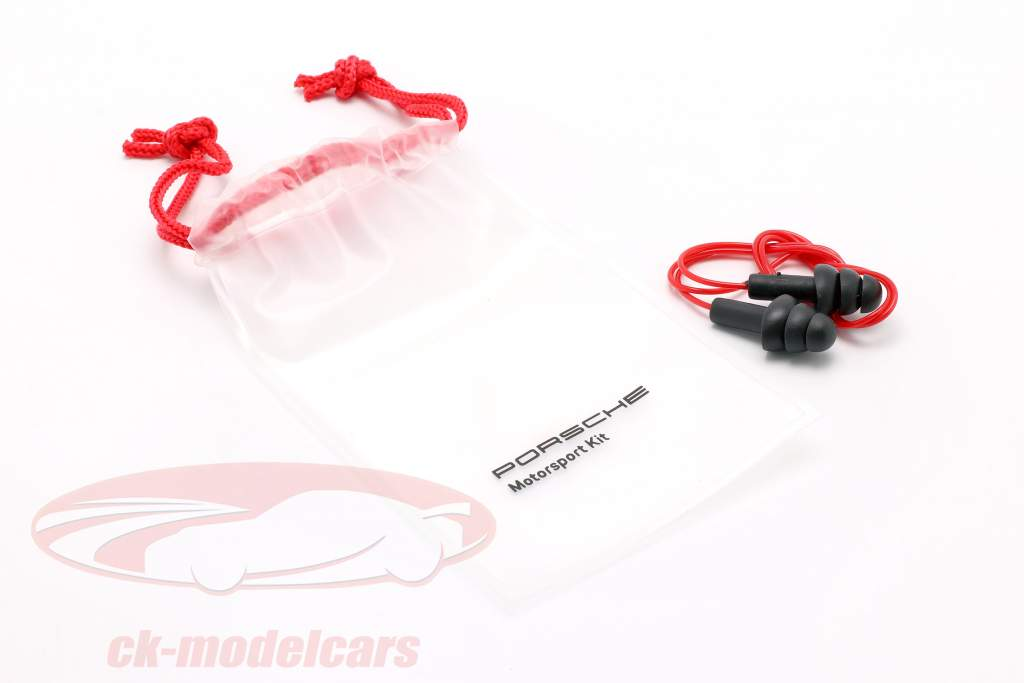 Softshell jacket Porsche Motorsport Collection black / White / red