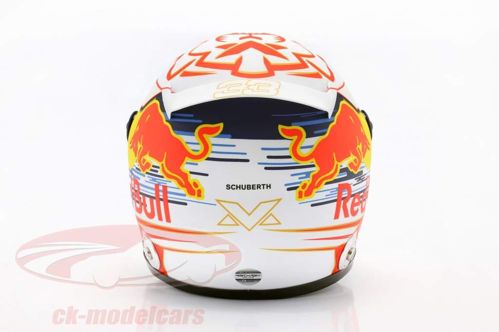 Max Verstappen #33 Aston Martin Red Bull Racing formula 1 2019 helmet 1:2 Schuberth