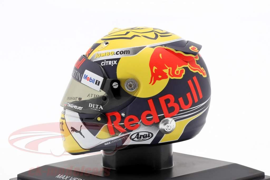 Max Verstappen #33 Sieger Österreich GP Formel 1 2018 Helm 1:5 Spark