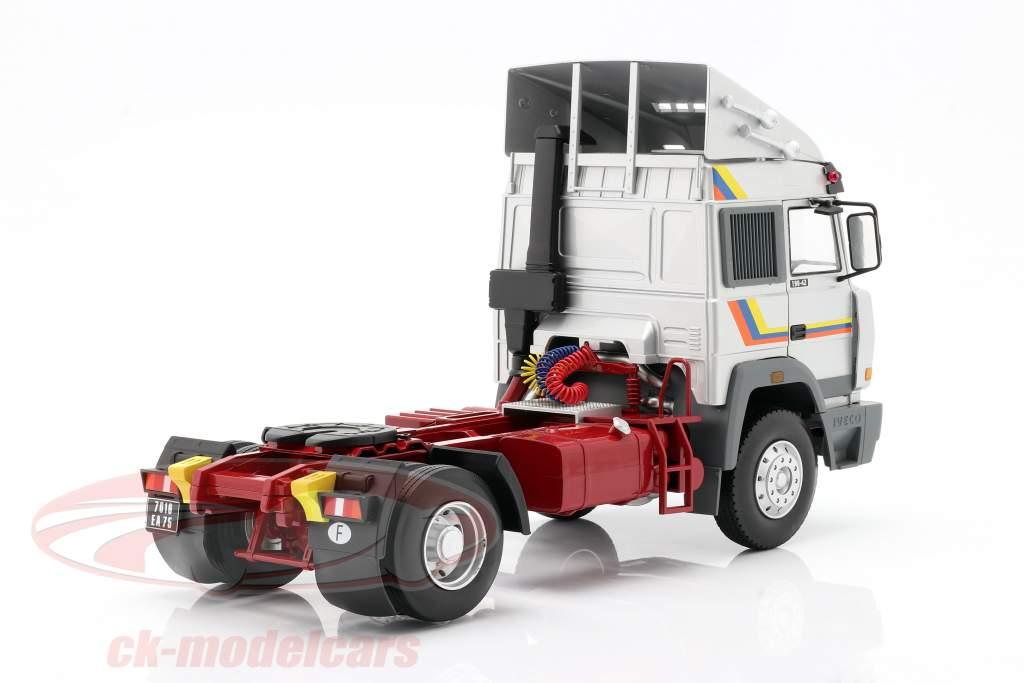 Iveco Turbo Star Truck Anno di costruzione 1988 argento 1:18 Road Kings