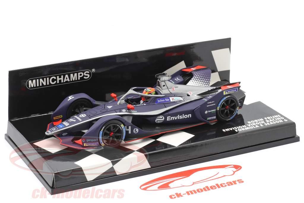 Robin Frijns Envision Virgin Racing #4 Formel E 2019/20 1:43 Minichamps