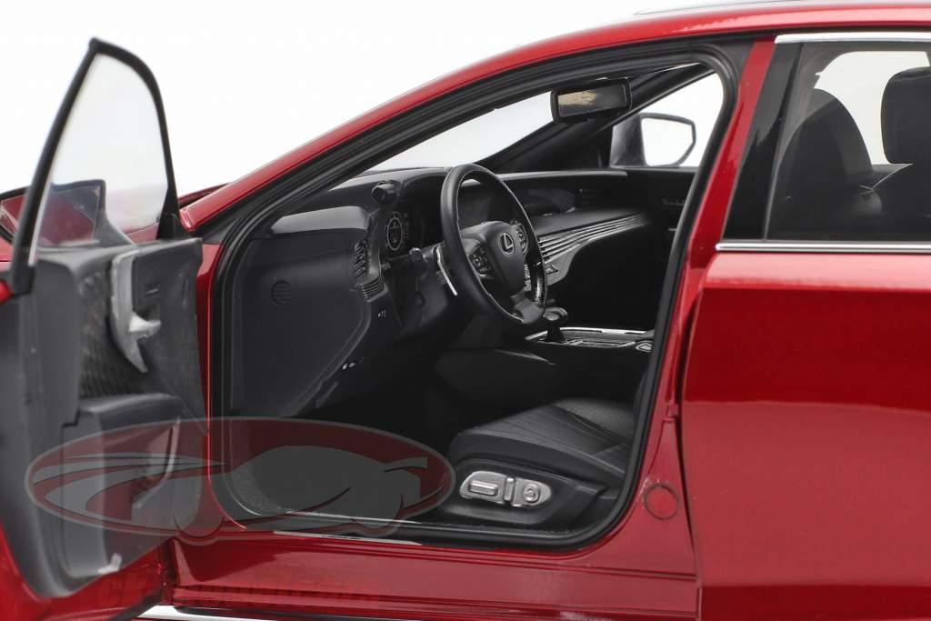 Lexus LS 500h Année de construction 2018 rouge métallique 1:18 AUTOart