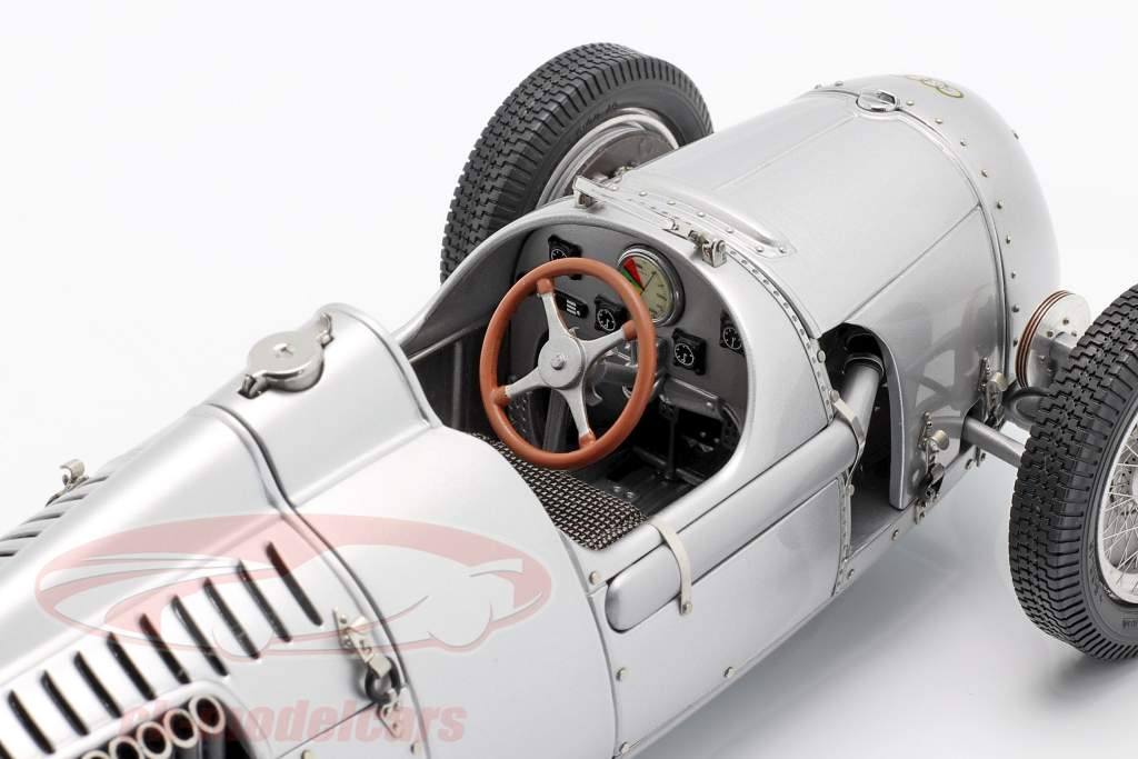 Auto Union F1 Type C 1936 Bjergbestiger Bernd Rosemeyer 1:18 CMC