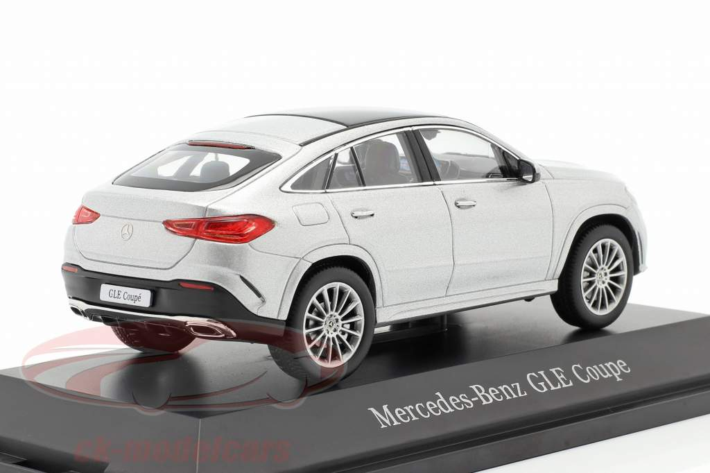 Mercedes-Benz GLE Coupe (C167) 2020 zilver 1:43 iScale