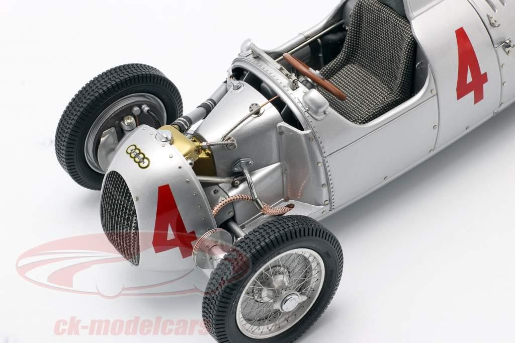 B. Rosemeyer Auto Union Type C Formule 1 1936 1:18 CMC