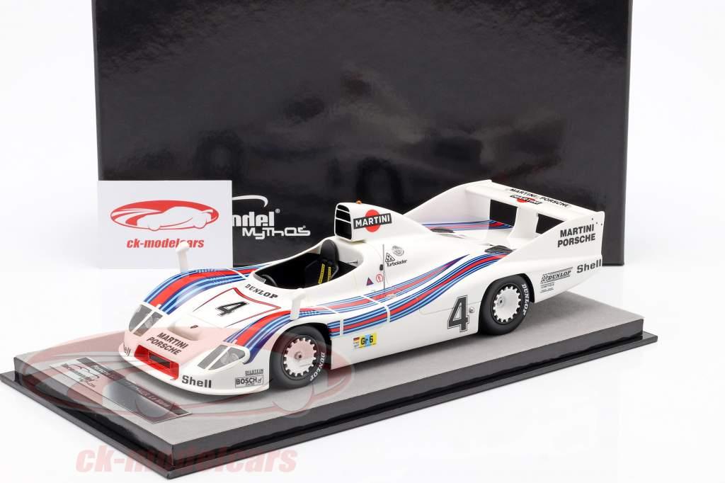 Porsche 936 #4 Vinder 24h LeMans 1977 Ickx, Barth, Haywood 1:18 Tecnomodel