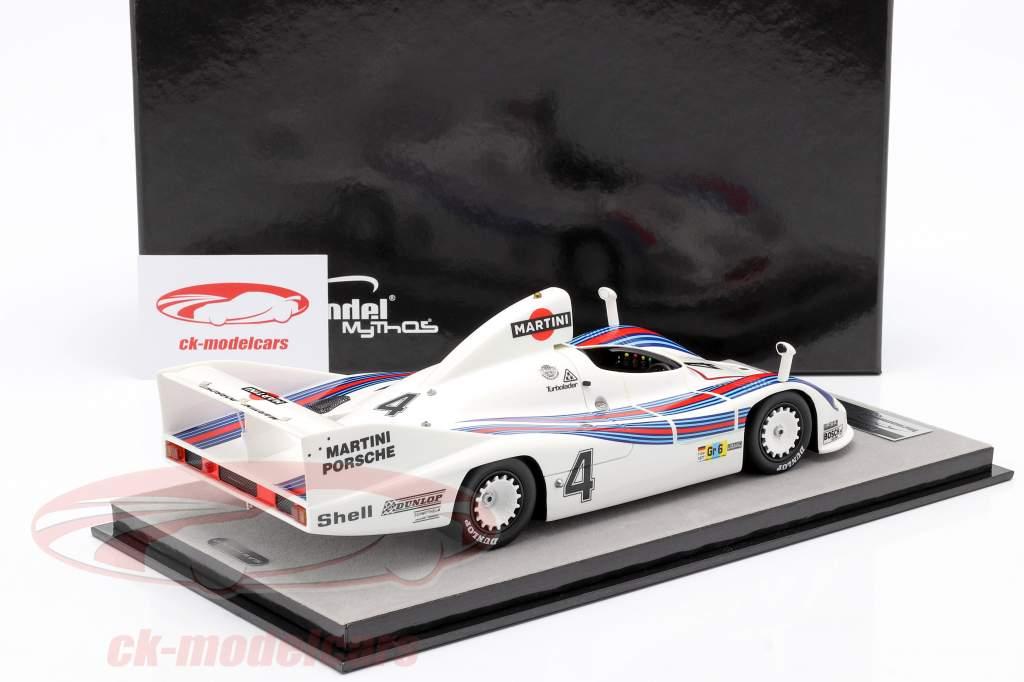 Porsche 936 #4 Ganador 24h LeMans 1977 Ickx, Barth, Haywood 1:18 Tecnomodel