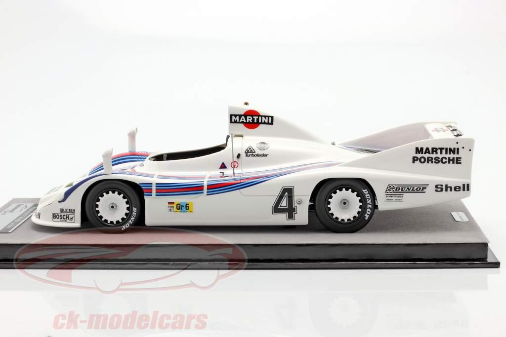 Porsche 936 #4 Winner 24h LeMans 1977 Ickx, Barth, Haywood 1:18 Tecnomodel