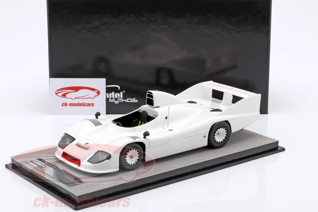Porsche 936 pressione versão 1977 Branco 1:18 Tecnomodel