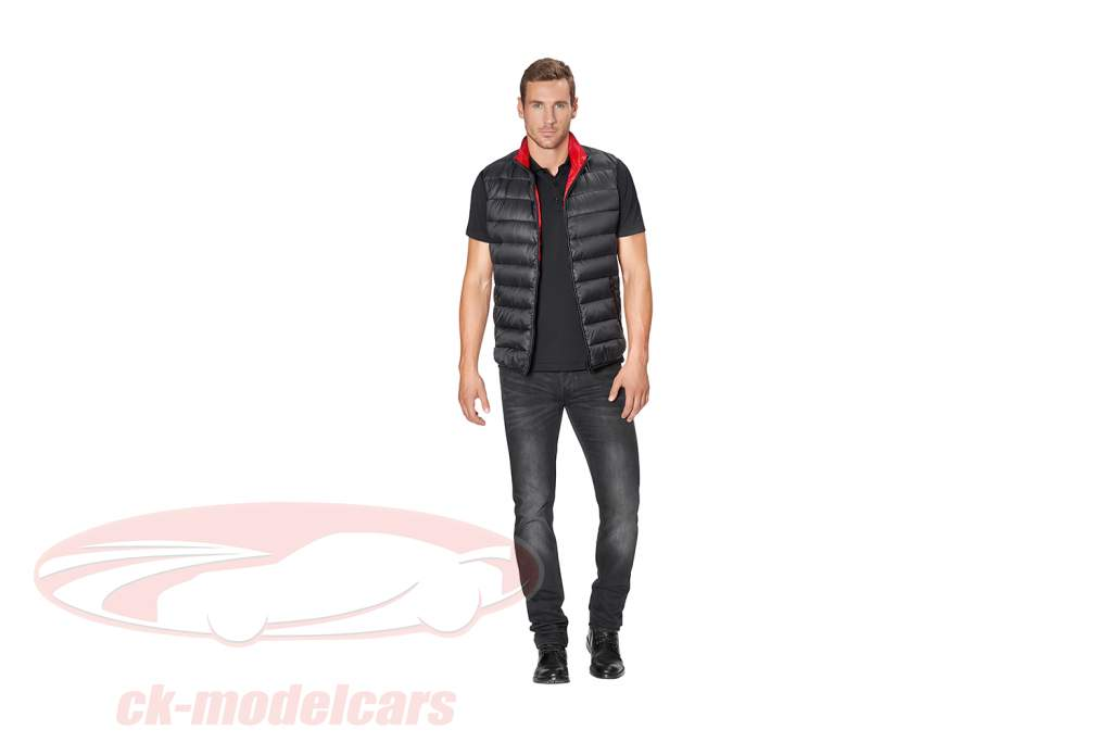 Porsche 2 in 1 Multipurpose jacket black / red