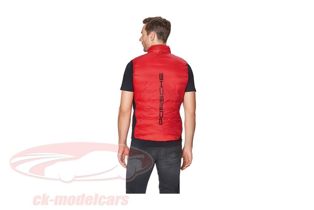Porsche 2 i 1 Multipurpose jakke sort / rød