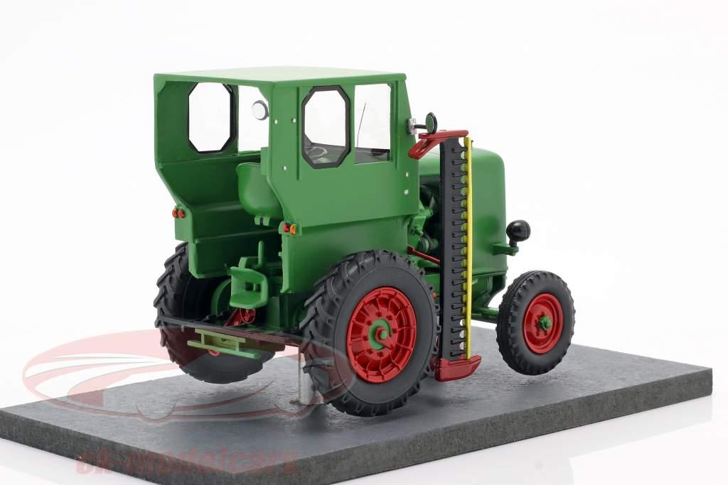 IFA RS 03 Aktivist 拖拉机 建设年份 1949-1952 绿色 1:32 Schuco