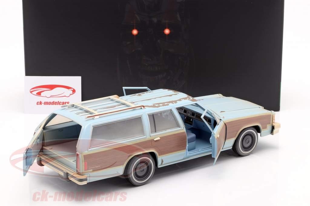 Ford LTD Country Squire 1979 Film Terminator 2 (1991) 1:18 Greenlight