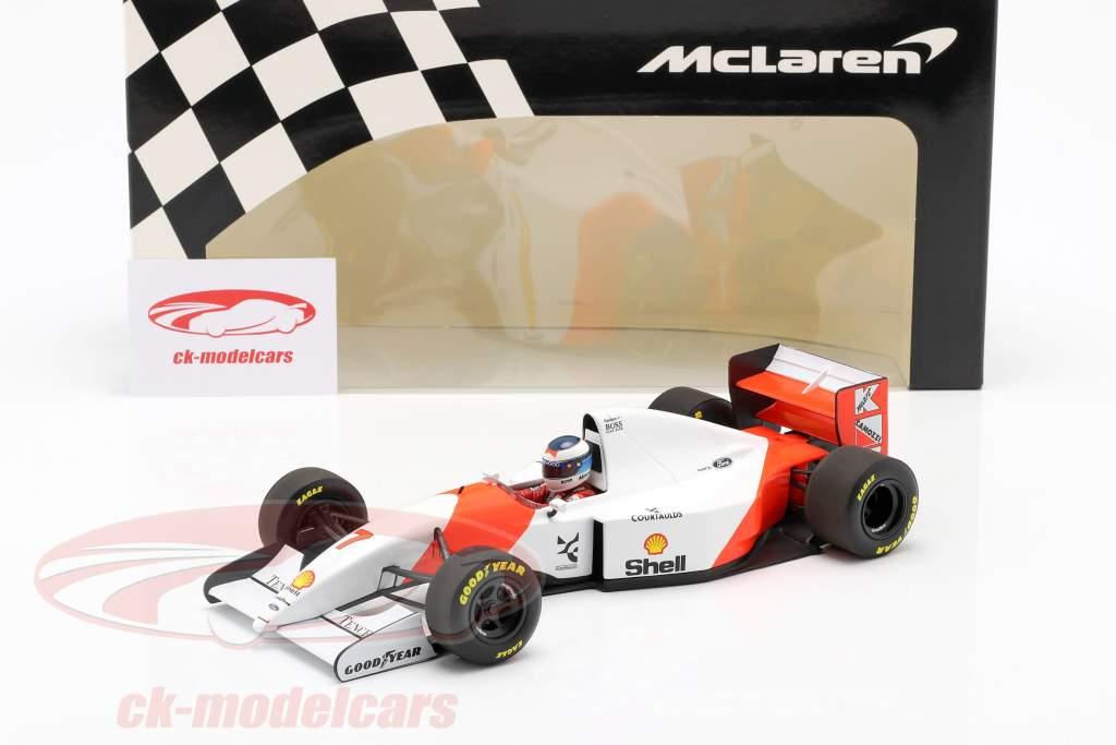 Mika Häkkinen McLaren MP4/8 #7 Formel 1 1993 1:18 Minichamps