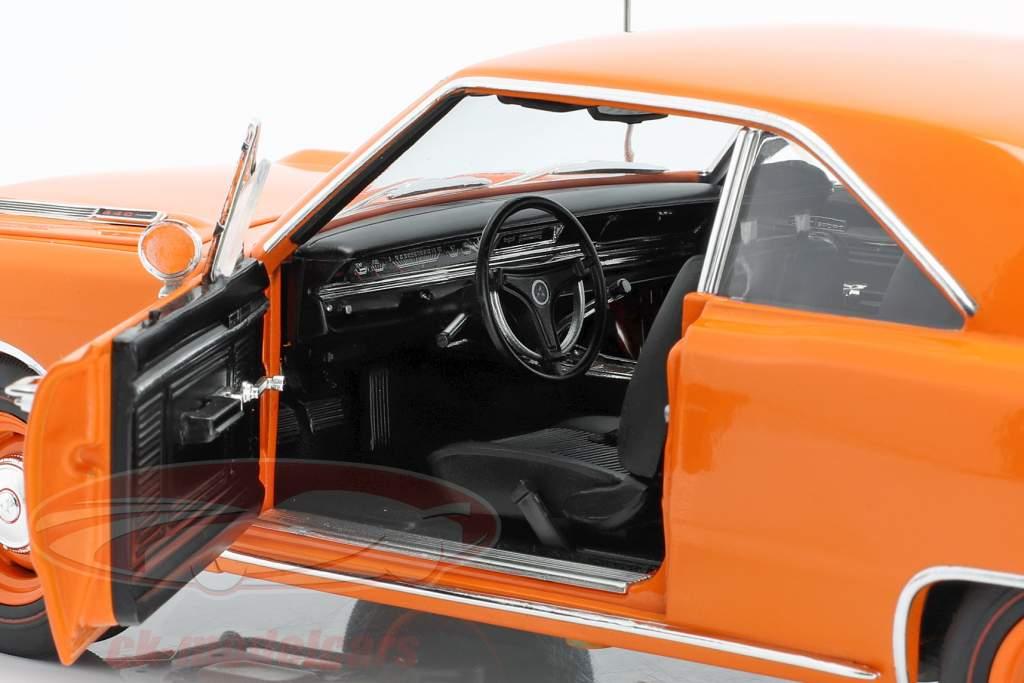 Dodge Dart GTS 440 Baujahr 1969 orange 1:18 GMP