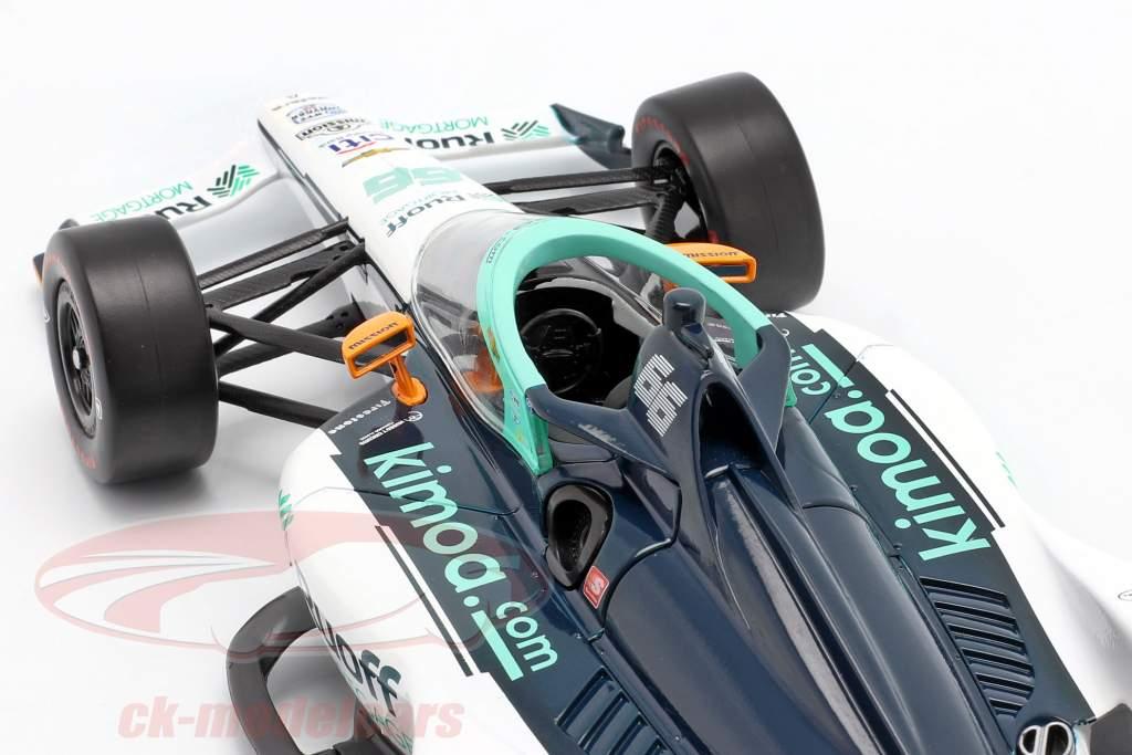 Fernando Alonso Chevrolet #66 Indycar Series 2020 Arrow McLaren SP 1:18 Greenlight