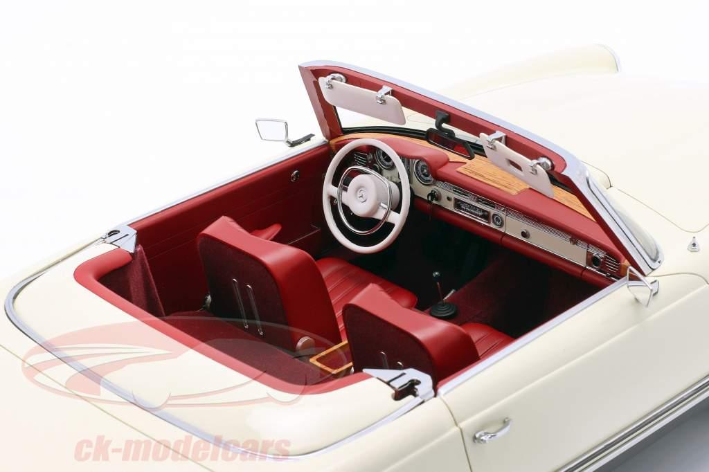 Mercedes-Benz 280 SL Pagode (W113) Byggeår 1968 beige 1:12 Premium ClassiXXs