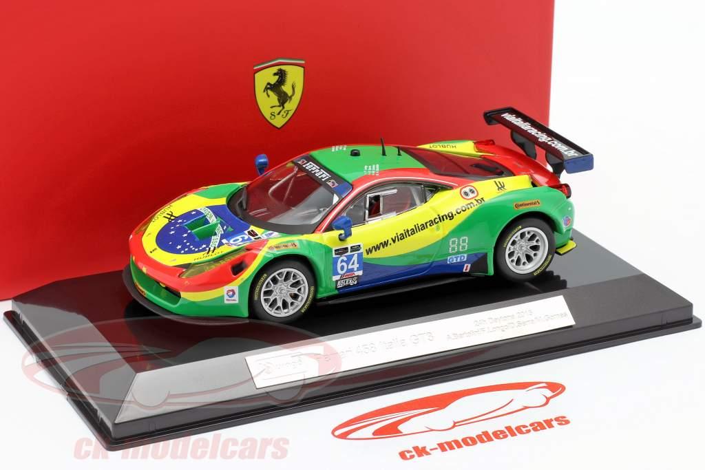 Bburago 1 43 Ferrari 458 Italia Gt3 64 24h Daytona 2015 Scuderia Corsa 18 36305 Model Car 18 36305 8719247604040 4893993363056